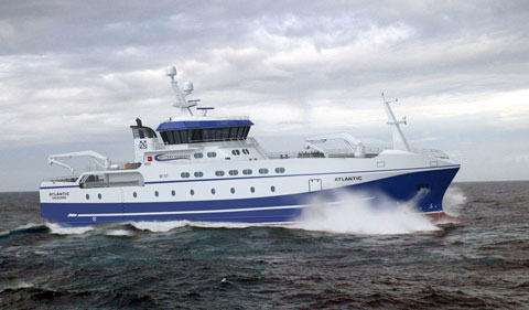 Atlantic - Autoline - Cflow deliveries