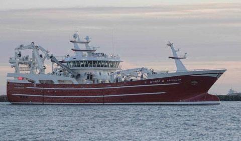 Havskjer - Cflow deliver complete fish handling system